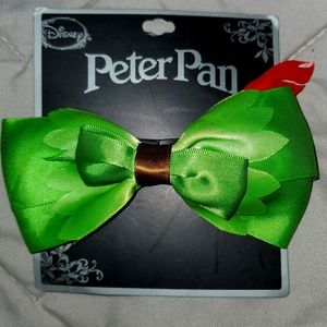 Disney Peter Pan Bow Hair Barrett